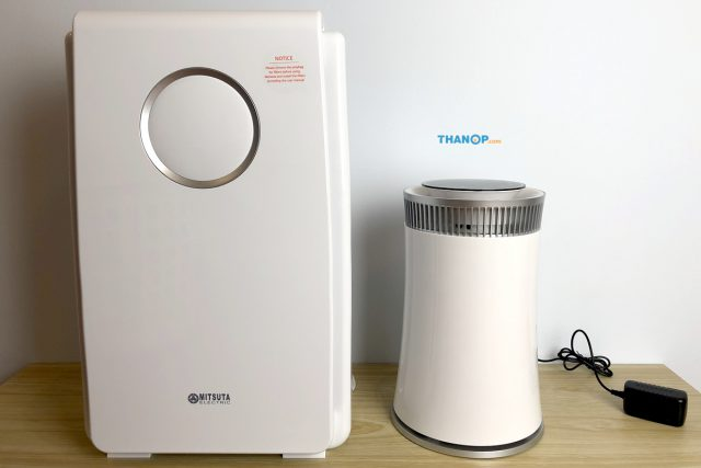 Air Purifier Shape