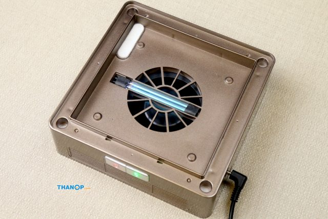Air Purifier UV Sterilizing Lamp