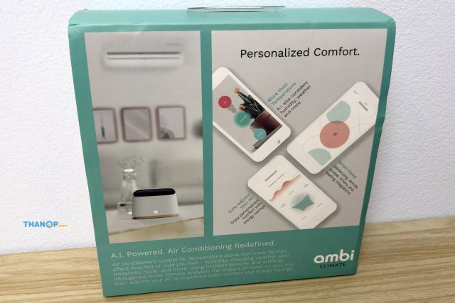Ambi Climate 2 Box Rear