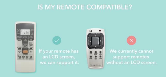 Ambi Climate 2 Remote Compatibility