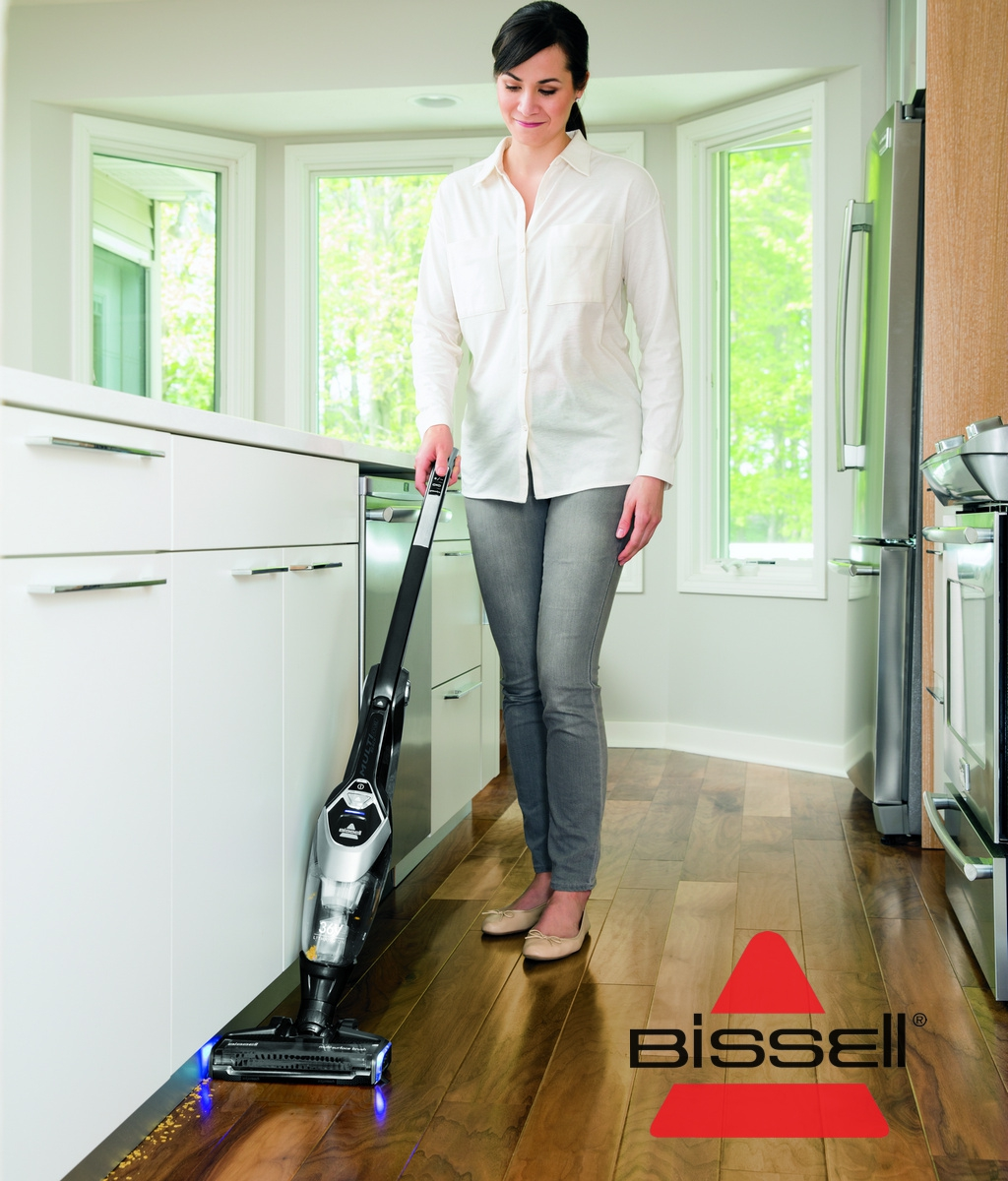 BISSELL MultiReach Ion XL 36V Feature EdgeREACH Technology