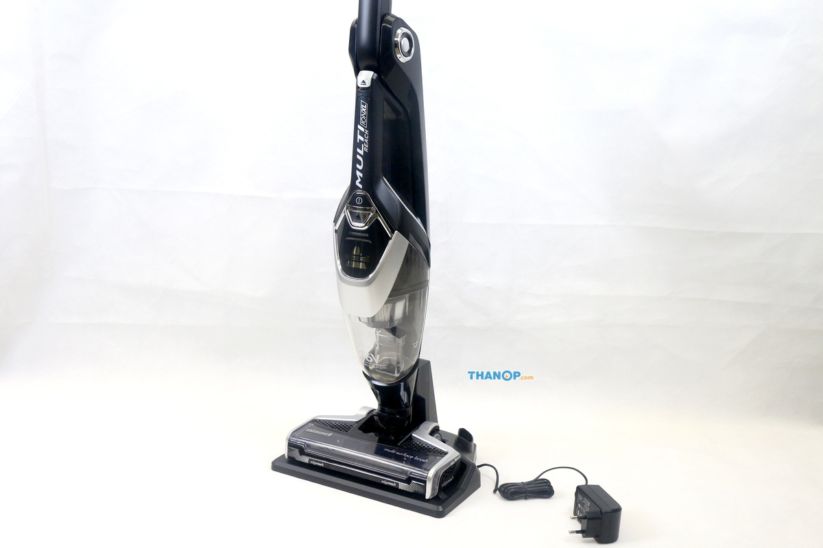 BISSELL MultiReach Ion XL 36V Feature Low Profile Foot
