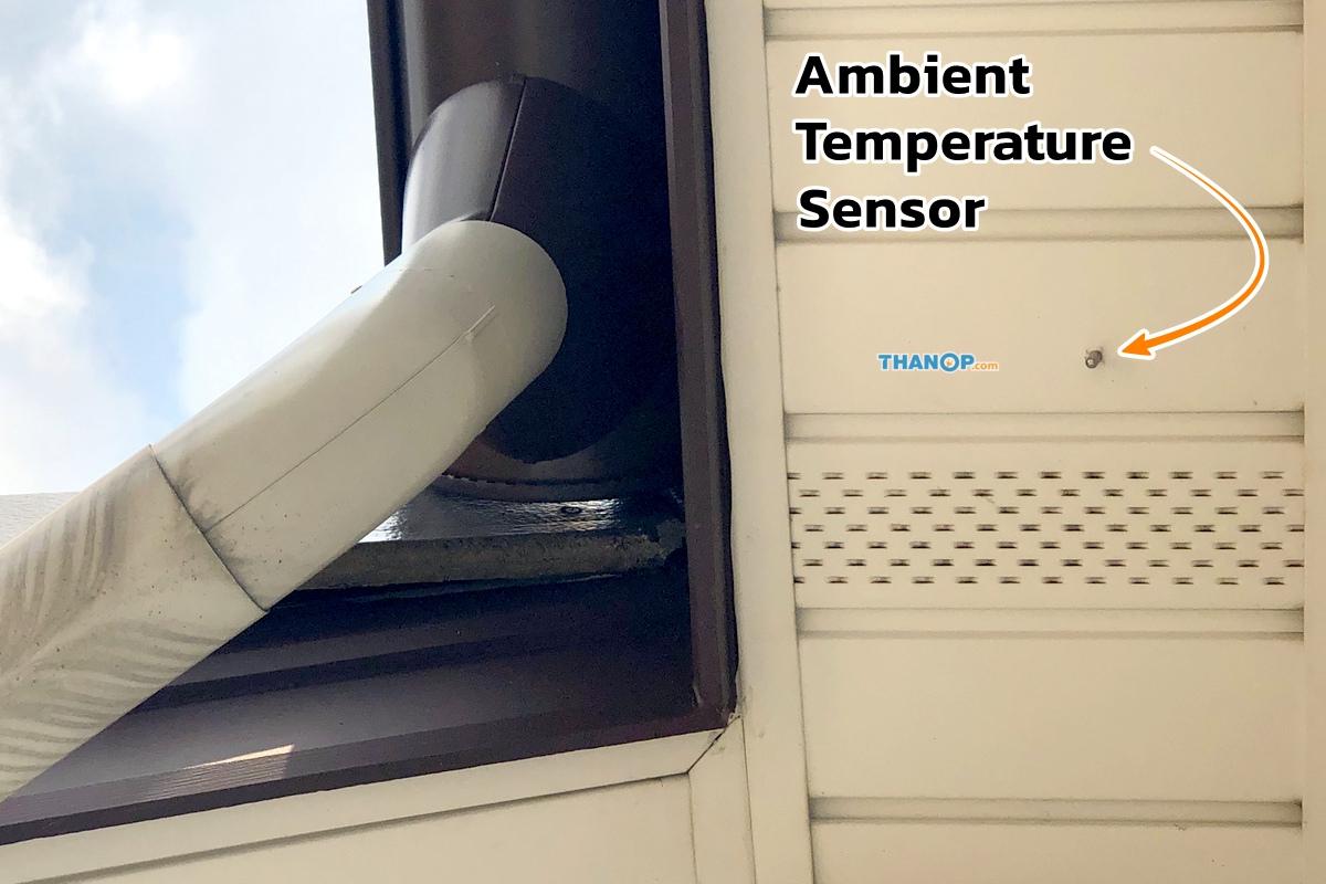 SCG Active AIRflow™ System Ambient Temperature Sensor