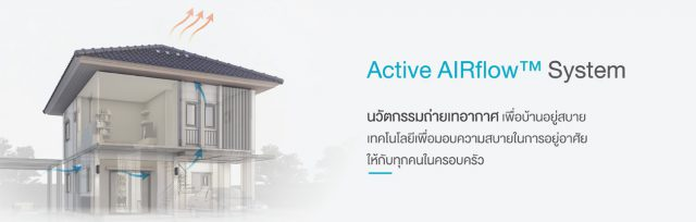 SCG Active AIRflow™ System Banner