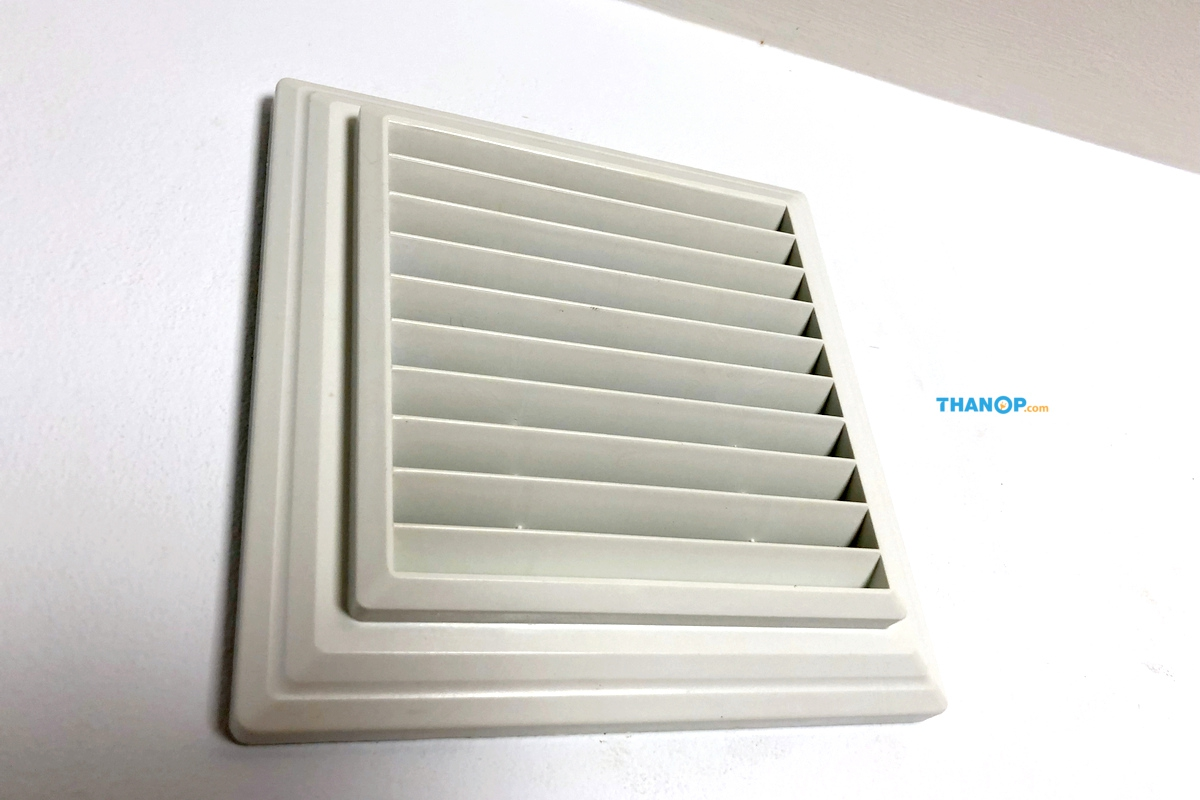 SCG Active AIRflow™ System Intake Air Grille Indoor Side