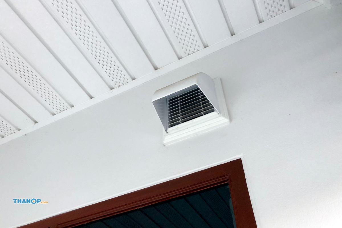 SCG Active AIRflow™ System Intake Air Grille Outdoor Side