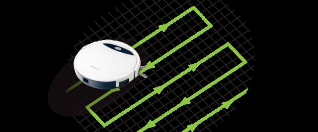 Inspire COAYU C510N Feature SLAM Navigation with Gyroscope Sensor