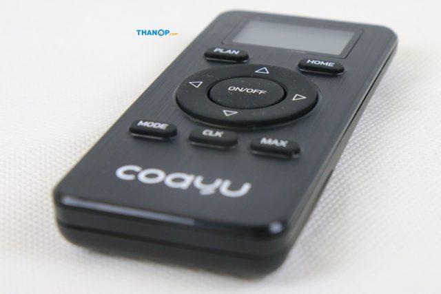 Inspire COAYU C510N Remote Control