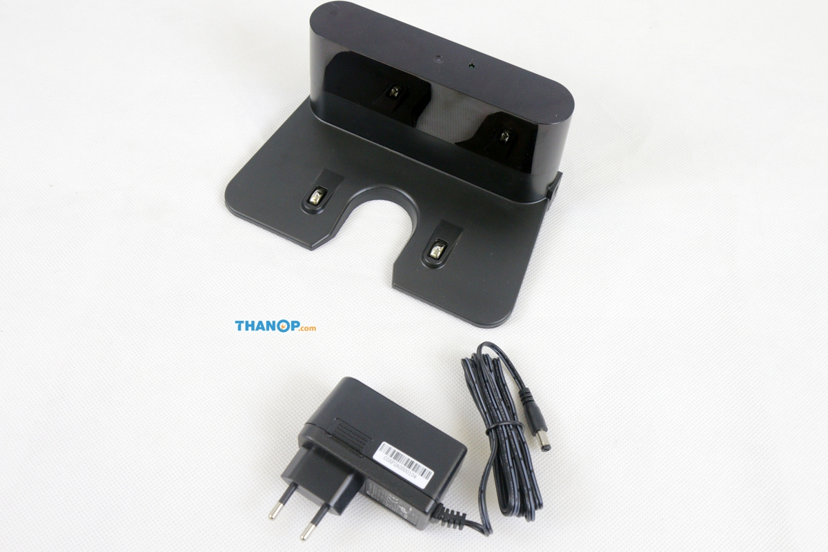 Mamibot EXVAC660 Platinum Charge Base and Adapter Set
