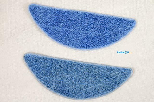 Mamibot EXVAC660 Platinum Microfiber Cloth