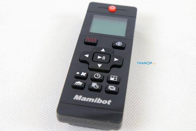 Mamibot EXVAC660 Platinum Remote Control