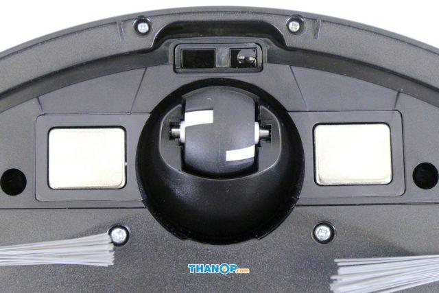 Mamibot EXVAC660 Platinum Underside Zoom Front