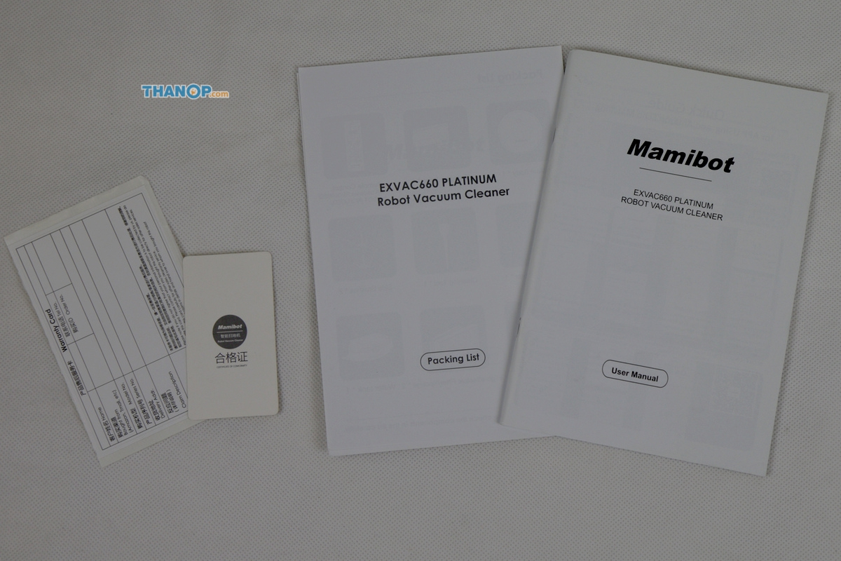 mamibot-exvac660-platinum-user-manual-and-other-documents