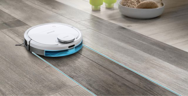 ECOVACS DEEBOT OZMO 900 Feature OZMO Mopping System