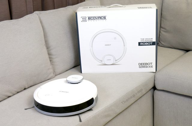 ECOVACS DEEBOT OZMO 900 Featured Image