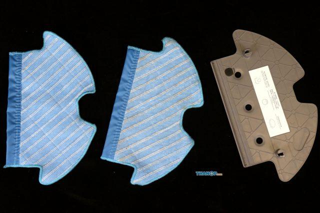 ECOVACS DEEBOT OZMO 900 Microfiber Cloth and Plate