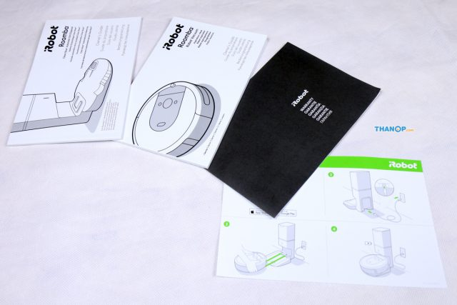 iRobot Roomba i7 Plus User Manual and Other Documents