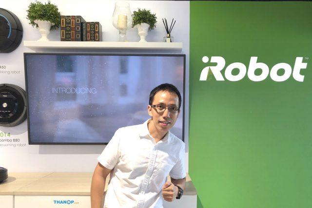 iRobot Thailand Office Visit