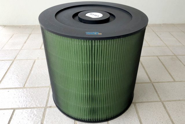 Mister Robot Air Purifier LUXURY All-in-One Air Filter