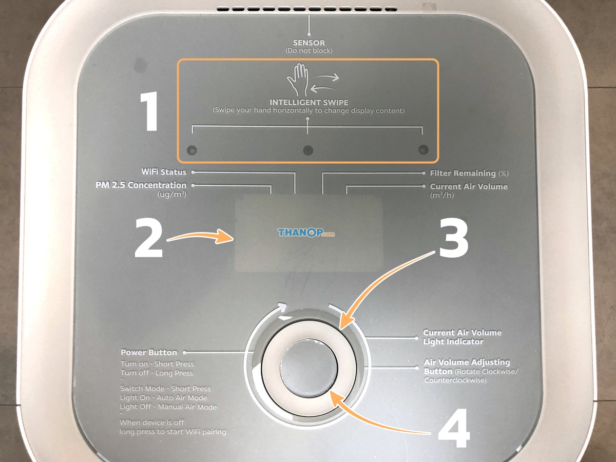 mister-robot-air-purifier-luxury-component-control-panel