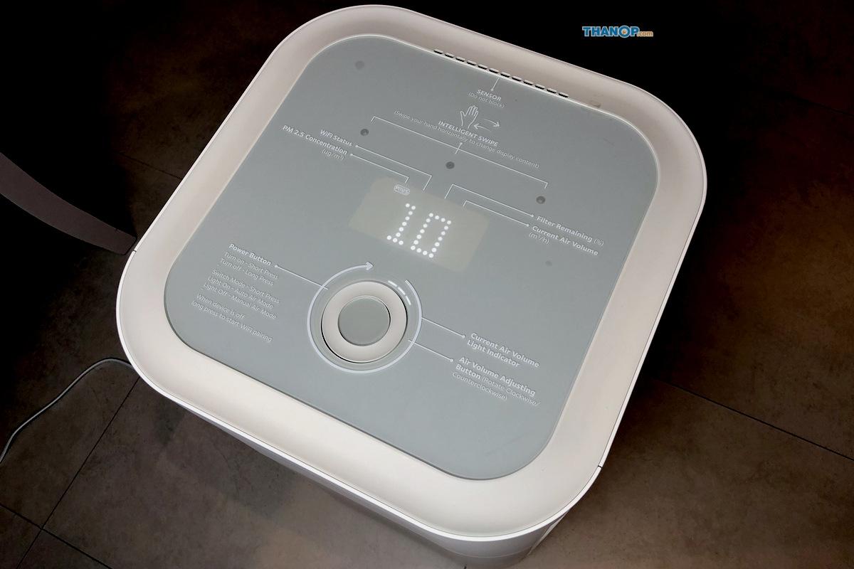 mister-robot-air-purifier-luxury-working