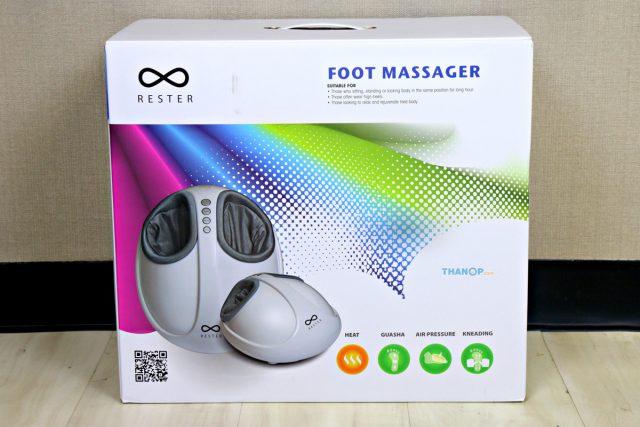 RESTER iStepp E-8099 Box Front