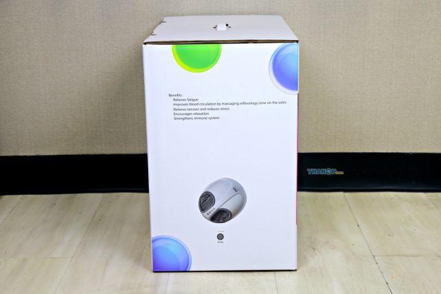 RESTER iStepp E-8099 Box Left