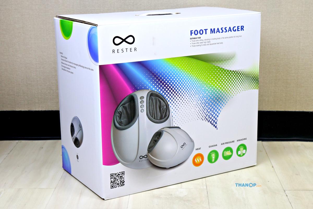 RESTER iStepp E-8099 Box