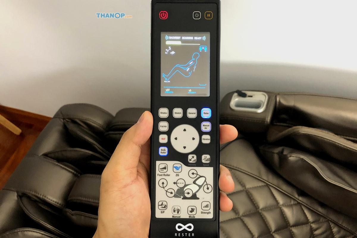 rester-vp-ec623-remote-control