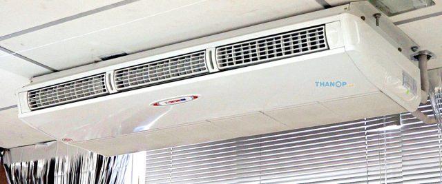 แอร์ตั้งพื้น หรือ แอร์แขวนใต้ฝ้า (Floor Type or Ceiling Type Air Conditioner)