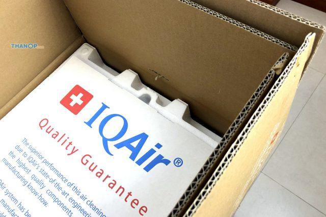 IQAir HealthPro 250 Box Double Layer Zoom