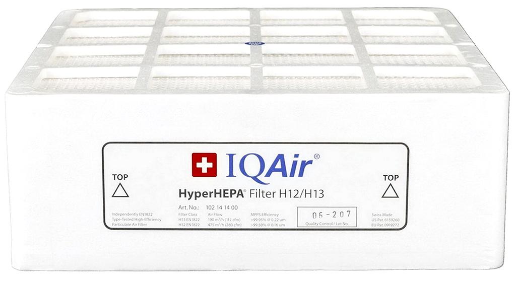 iqair-healthpro-250-hepa-filter-side