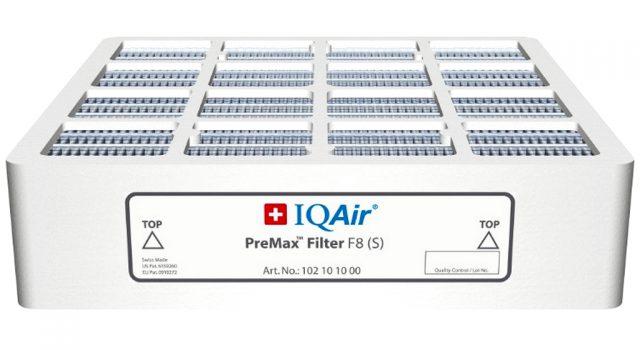 IQAir HealthPro 250 Pre Filter Side