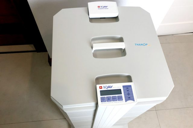 IQAir HealthPro 250 Top