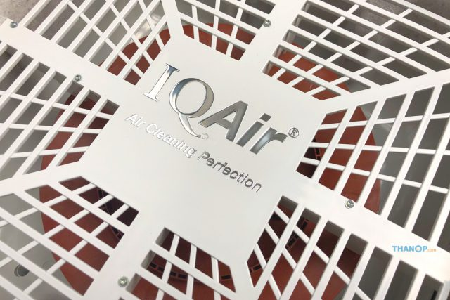 IQAir HealthPro 250 Vacuum Fan