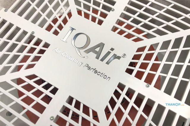 IQAir HealthPro 250 Vacuum Fan
