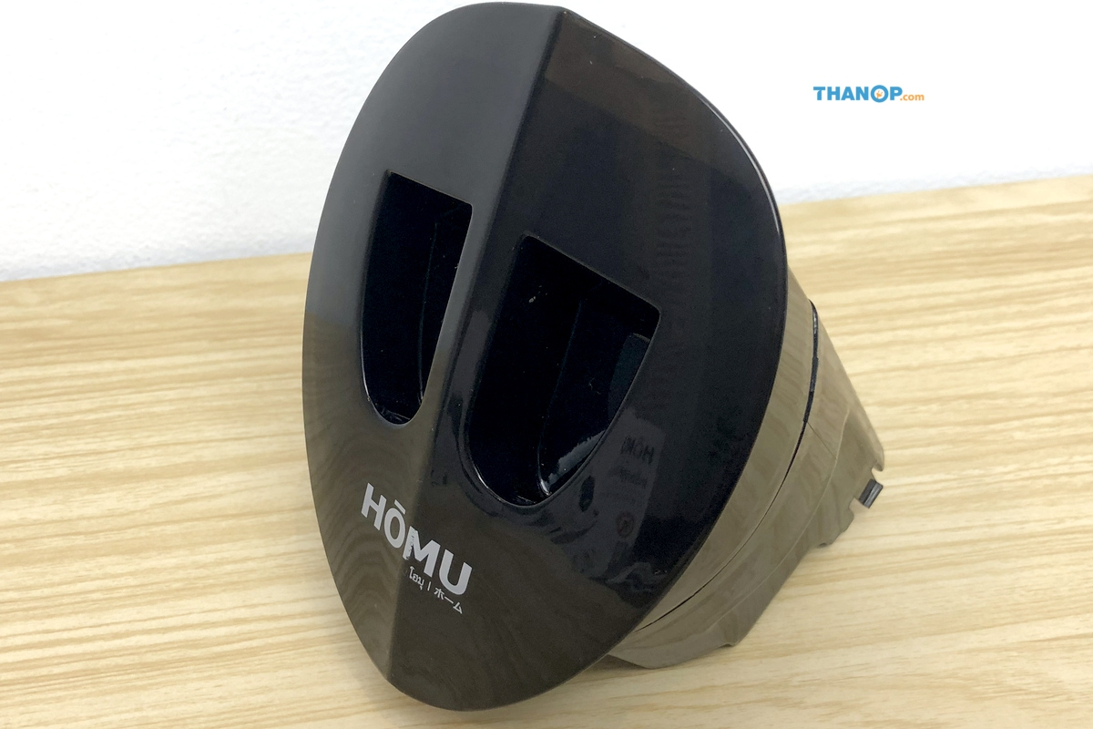 HOMU UV Vacuum Cleaner Dust Canister Detail