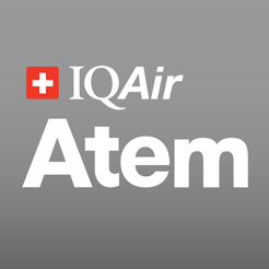 IQAir Atem App
