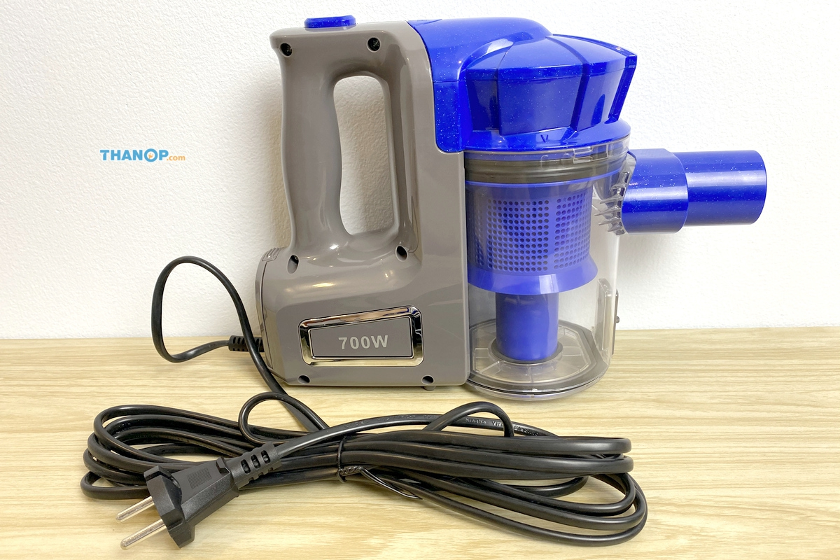 JOWSUA Cyclone Vacuum Cleaner Feature 700 Watts Cyclone Suction Power