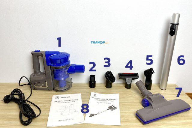 JOWSUA Cyclone Vacuum Cleaner Component