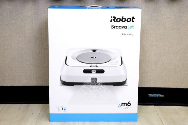 iRobot Braava jet m6 Box Front