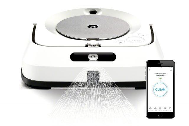 iRobot Braava jet m6 Featured Smartphone Control