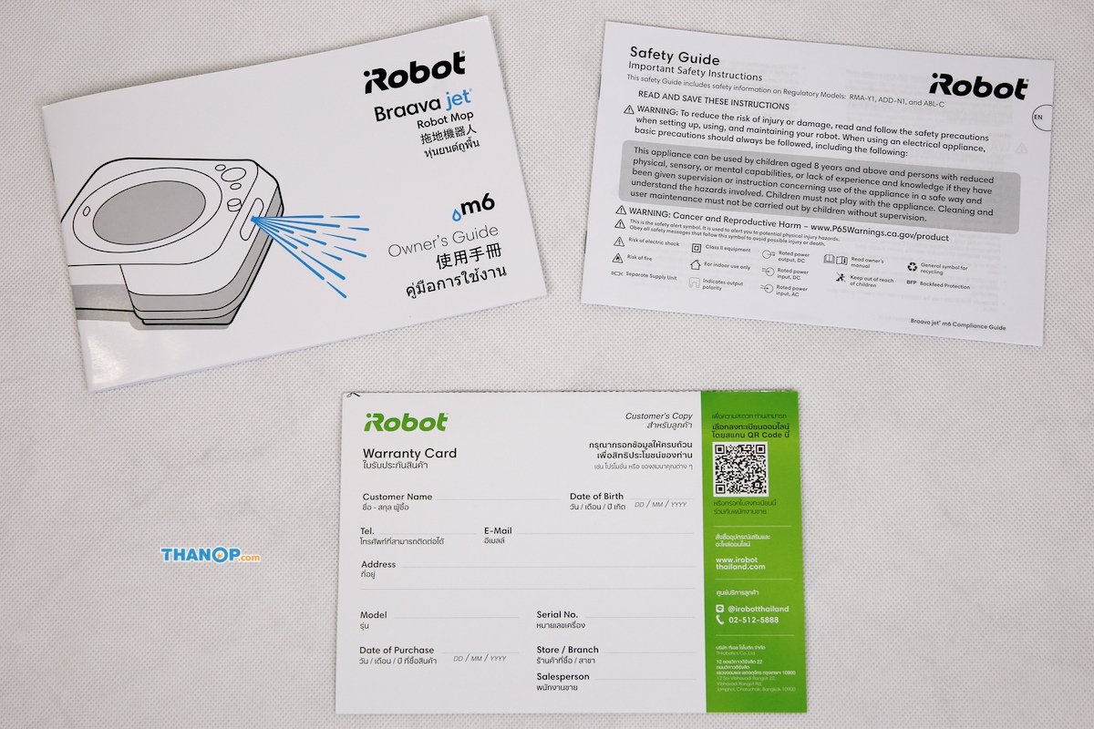irobot-braava-jet-m6-user-manual-and-other-documents