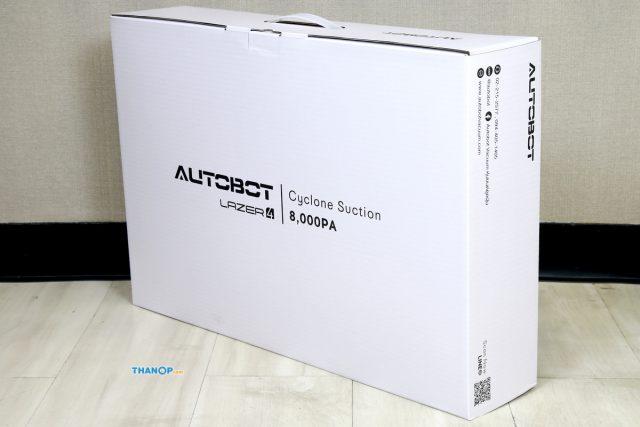 AUTOBOT Lazer 4 Box