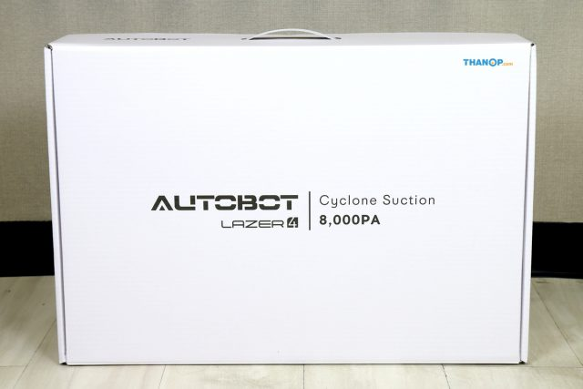 AUTOBOT Lazer 4 Box Front and Rear