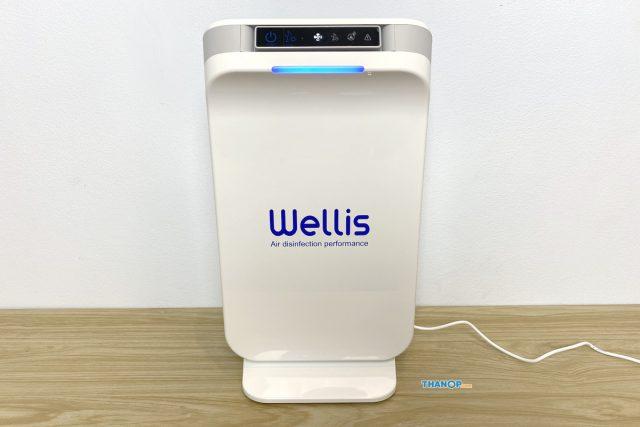 Wellis Air Disinfection Purifier Air Quality Good