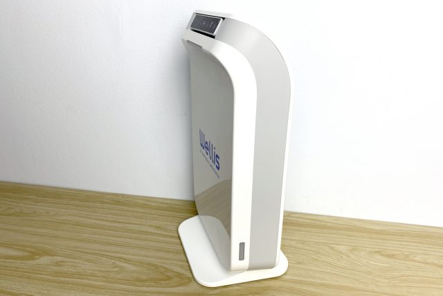 Wellis Air Disinfection Purifier Right