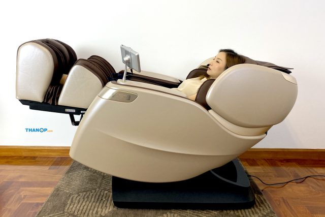 RESTER CEO EC-628K Backrest Fully Reclined