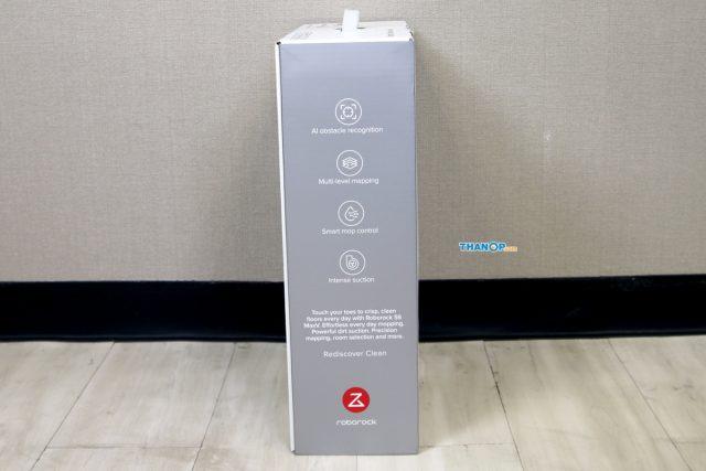Xiaomi Roborock S6 MaxV Box Right