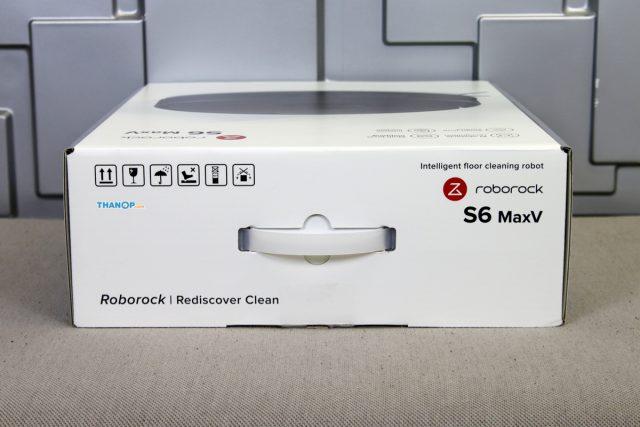 Xiaomi Roborock S6 MaxV Box Top